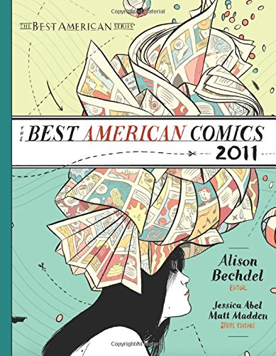 The Best American Comics 2011 (The Best American Series ®)
