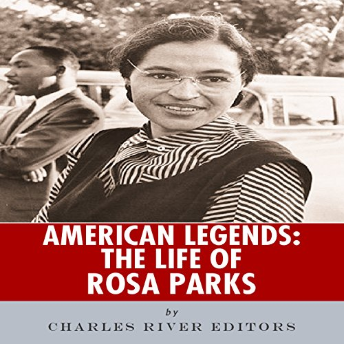 American Legends: The Life of Rosa Parks audiobook cover art