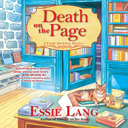 Death on the Page cover art