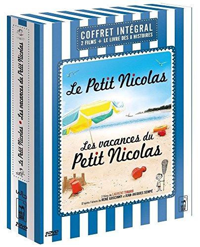 Vacances du Petit Nicolas-Coffret intégral