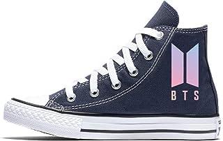 sneakers for women bts - Navy blue