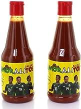Moralitos Hot sauce 2 pack