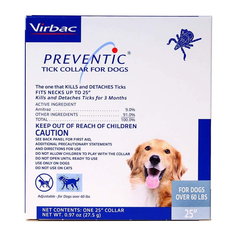 Virbac Preventic Collar 25 Single