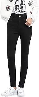 2019 Plus Size Women Jeans High Waist Blue Pants Women high Elastic Skinny Women Trousers