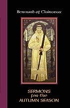 Sermons for the Autumn Season (Cistercian Fathers)