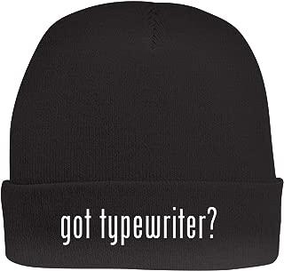 Shirt Me Up got Typewriter? - A Nice Beanie Cap