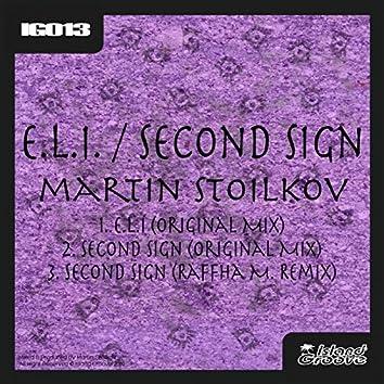 E.L.I. / Second Sign