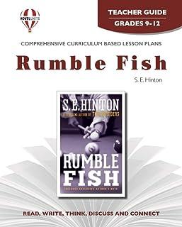 Rumble Fish - Teacher Guide by Novel Units