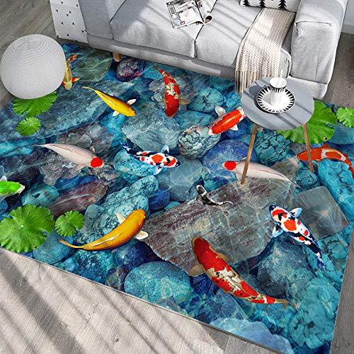 Home\'s Kinderteppich Spielen Teppich Babyteppich Leicht Zu Reinigende Teppiche Für Wohnzimmer Schlafzimmer rutschfest 40cmX60cm