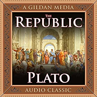 The Republic     Translated with Notes, An Interpretive Essay, and a New Introduction by Raymond Larson              Written by:                                                                                                                                 Plato,                                                                                        Raymond Larson (translator)                               Narrated by:                                                                                                                                 Don Hagen                      Length: 11 hrs and 19 mins     Not rated yet     Overall 0.0