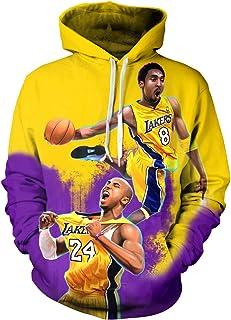 R.I.P Basketball Superstar Number 24 No. 8 Themed Men's Hoodie, Sports Hoodie ,Sweater Hoodies