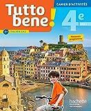 Tutto bene! italien cycle 4 / 4e LV2 - Cahier, cahier d'exercices, TP