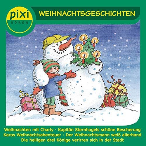 Weihnachtsgeschichten Titelbild