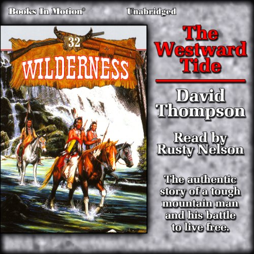 The Westward Tide audiobook cover art