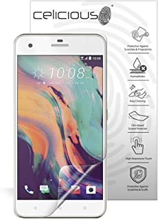 Celicious Impact Anti-Shock Shatterproof Screen Protector Film Compatible with HTC Desire 10 Lifestyle
