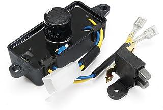 MJJEsports 2-3Kw Rectángulo Regulador De Voltaje Automático Rectificador Generador De Gasolina