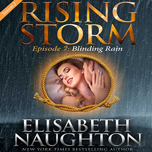 Blinding Rain audiobook cover art