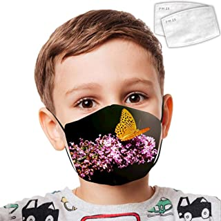 Va-lorant Logo Cartoon Kids Mouth Cover,Face Cover Adjustable Double Layer Cute Dust Cover With 2 Replaceable Parts