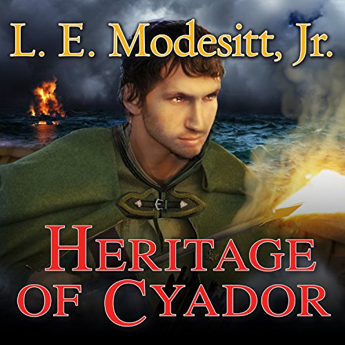 Heritage of Cyador     Saga of Recluce, Book 18              By:                                                                                                                                 L. E. Modesitt Jr.                               Narrated by:                                                                                                                                 Kirby Heyborne                      Length: 23 hrs and 5 mins     16 ratings     Overall 4.7