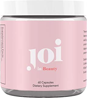 Joi Wellness Beauty | Beauty Booster for Women | Sustainably Sourced | Hair, Skin, and Nail Vitamins | Biotin, Collagen, V...