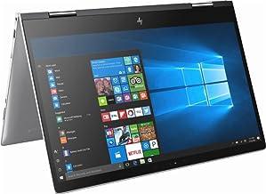 "HP ENVY x360 2-in-1 Convertible Micro-Edge Flagship 15.6"" FHD Touchscreen Backlit Keyboard Laptop | Intel i5-8250U Quad-Co"
