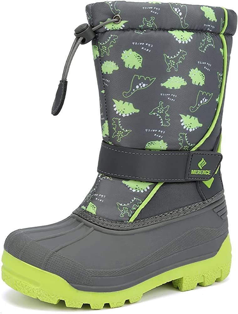 Popular brand in the world Kids Selling and selling Snow Boots for Boys Toddler Girls Wate Outdoor Winter