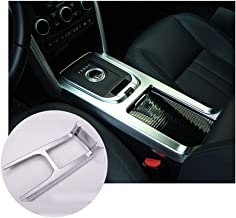 Center Gear Shift Box Trim Cover Accessories for Land Rover Discovery Sport 2015 2016 2017 2018 ABS Chromeplate