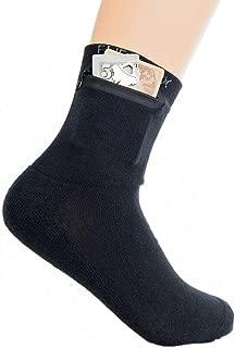 Zipper Sock Wallet