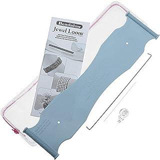 Beadalon 206S-064 Jewel Loom Kit, Blue