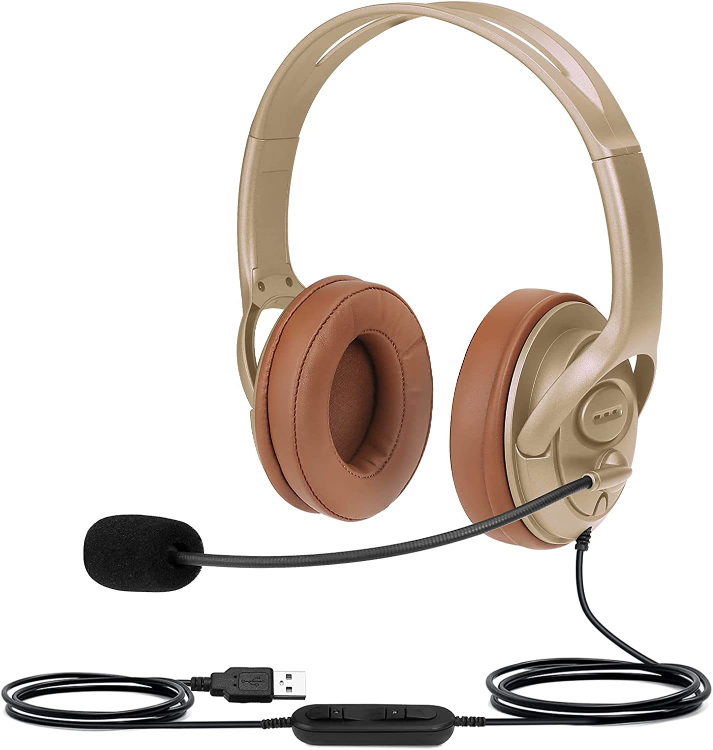 trend rank USB Headset for Microsoft Teams Noise discount with Zoom Meeting