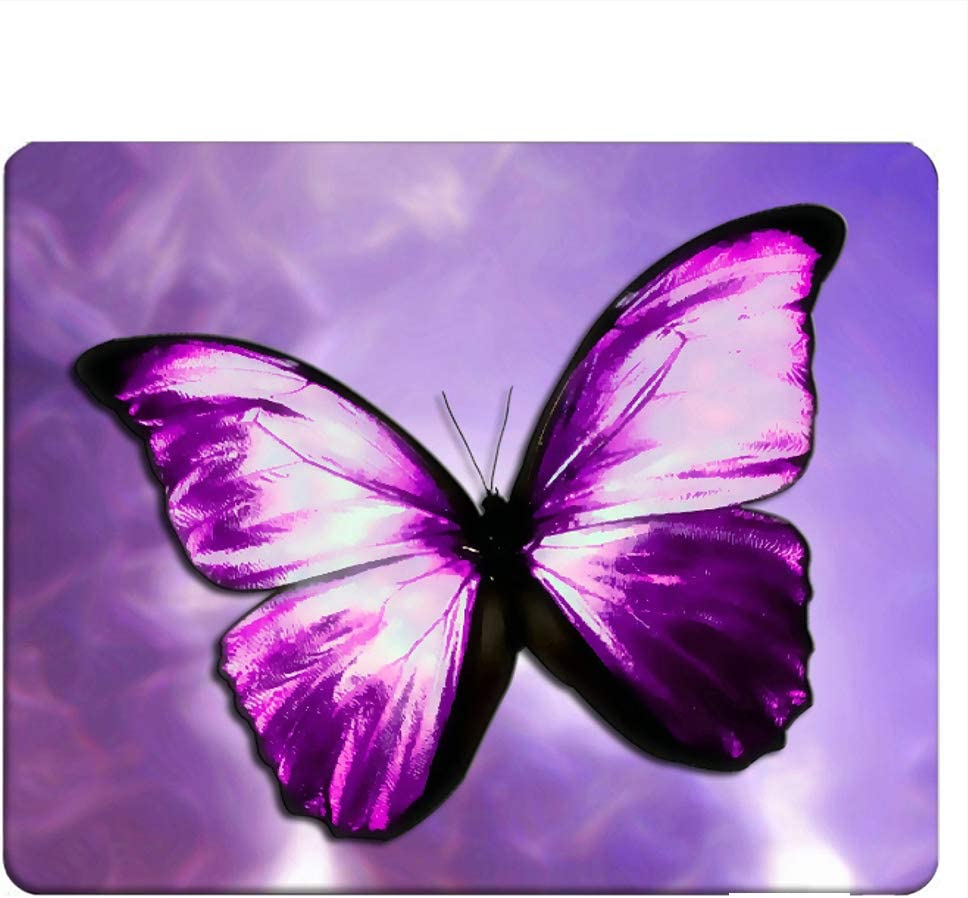 NICOKEE Butterfly Rectangle Gaming Nippon regular agency The Magical Mystical Mousepad Low price