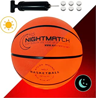 NightMatch Lightup Basketball