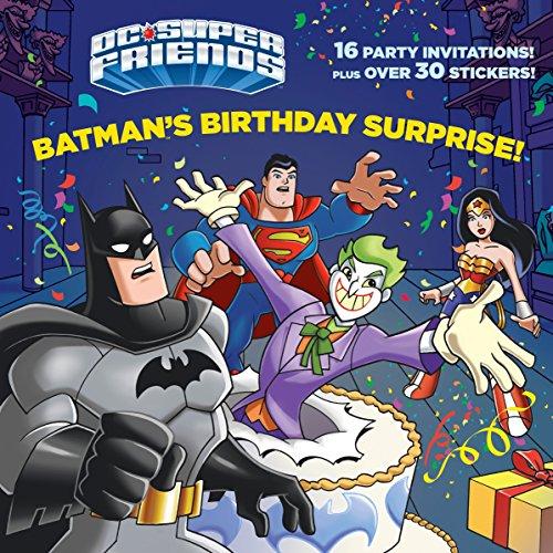 Batman's Birthday Surprise! (DC Super Friends) (Pictureback(R))
