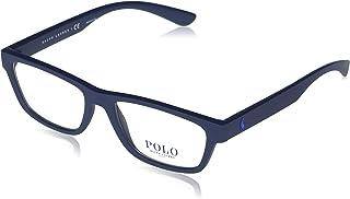 Polo Ralph Lauren Men's Ph2222 Rectangular Prescription Eyewear Frames