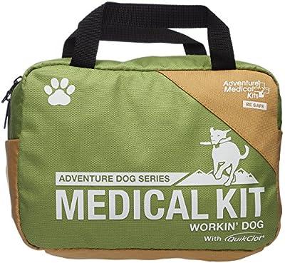 Adventure Medical Kits Workin' Dog Canine First Aid Kit with QuikClot from Adventure Medical Kits