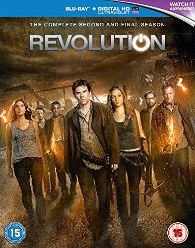Revolution: Season 2 [Edizione: Regno Unito] [Italia] [Blu-ray]