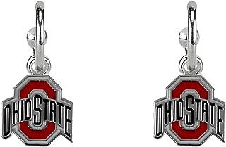 Ohio State Dangle Logo Earrings