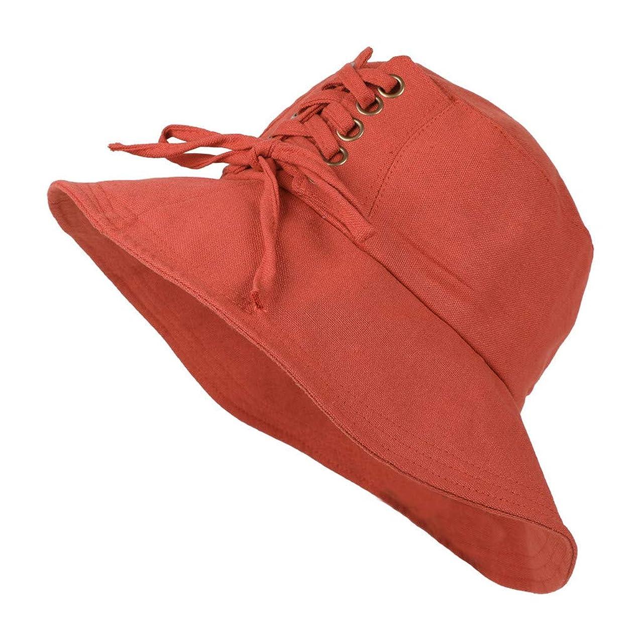 他に法王はがきUVカット 帽子 レディース 日よけ 帽子 レディース ハット つば広 ハット日よけ 折りたたみ 夏季 女優帽 小顔効果抜群 日よけ 小顔 UV対策 おしゃれ 可愛い ハット ニット帽 キャップ レディース ROSE ROMAN