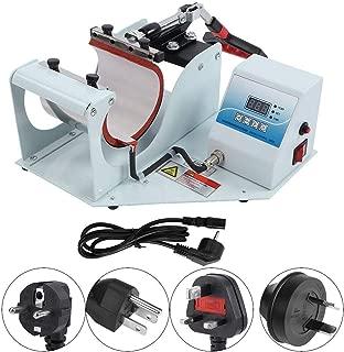 Mug Hot Press, Multi-Function Digital Baking Cup Machine Thermal Transfer Cup Custom Printing Machine for Coffee Cup(US Plug 110V)