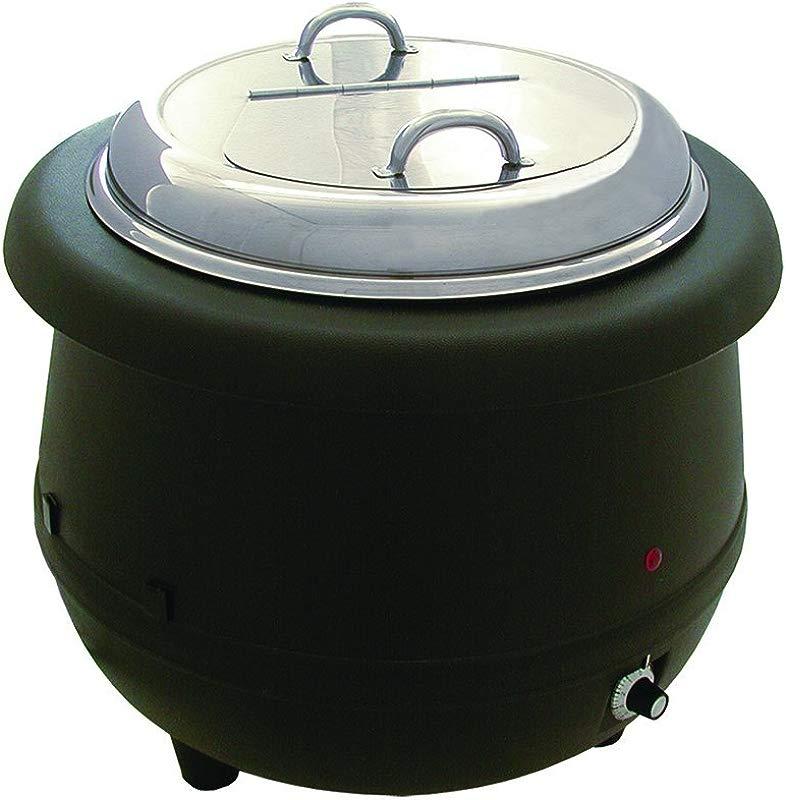 Update International ESW 10AL 10 5 Qt Soup Warmer