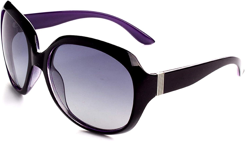 LINVO Classic Stylish Oversized Simple frame Polarized Sunglasses for Women