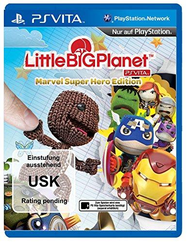 Little Big Planet - Marvel Super Hero Edition