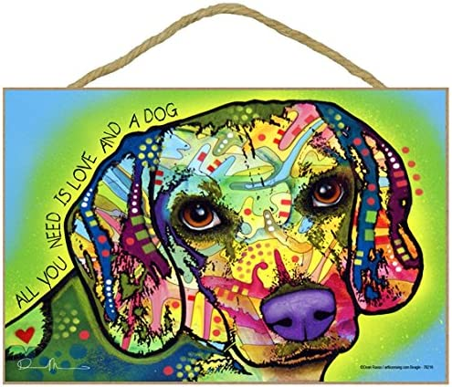 SJT ENTERPRISES INC. Beagle - All Genuine You Need Max 41% OFF Dog is and Love a 7