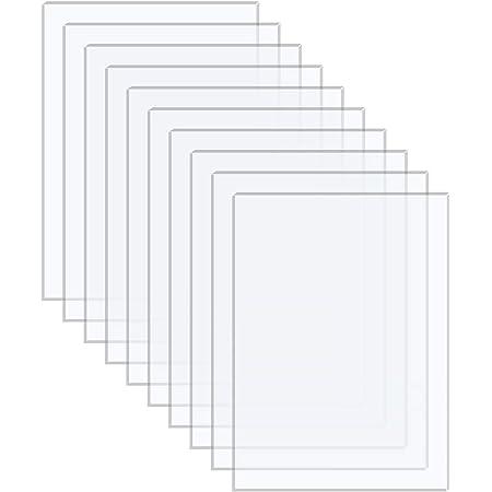 15,0 mm stark beidseitig foliert Wunschma/ß Zuschnitt bis Gr/ö/ße 20 x 20 cm 200 x 200 mm UV-best/ändig B/&T Metall Acrylglas PMMA XT Platte transparent