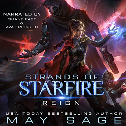 Reign: A Space Fantasy Romance cover art