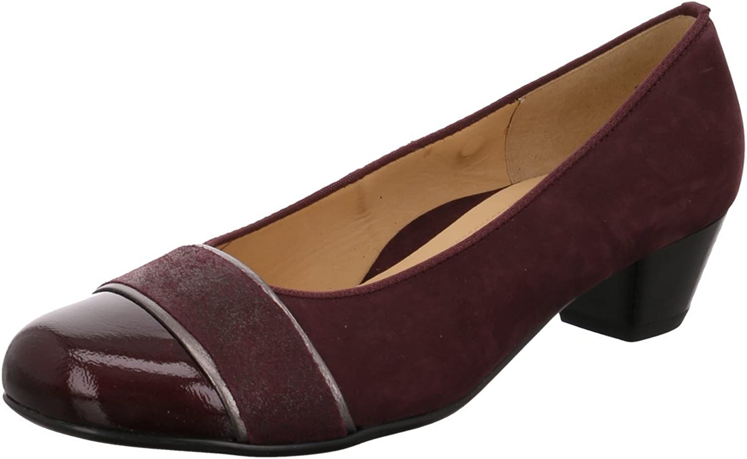 ARA Damen Pumps Messina 12-43637-15 5 rot 344838