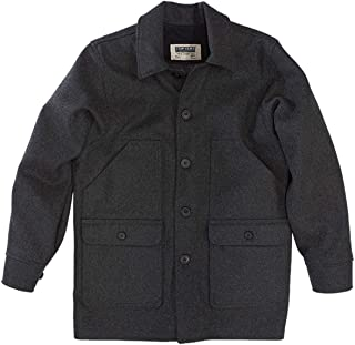 معطف Stormy Kromer Mackinaw - معطف رجالي خارجي للطقس البارد