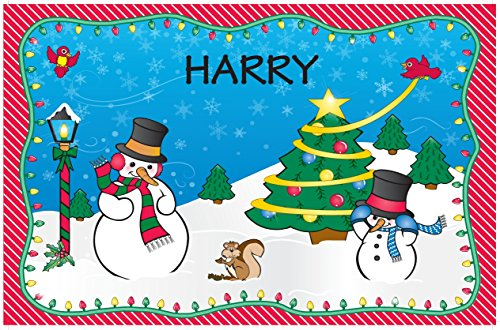 Set de table de Noël – Harry