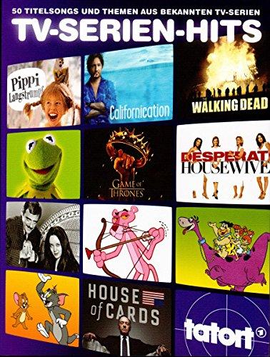 TV-Serien-Hits - 50 Titelsongs und Themen aus bekannten TV-Serien - Songbuch arrangiert für Klavier, Gesang und Gitarre [Noten/Sheetmusic] - Verlags Nr.: BOE7801 - ISBN: 9783865439086