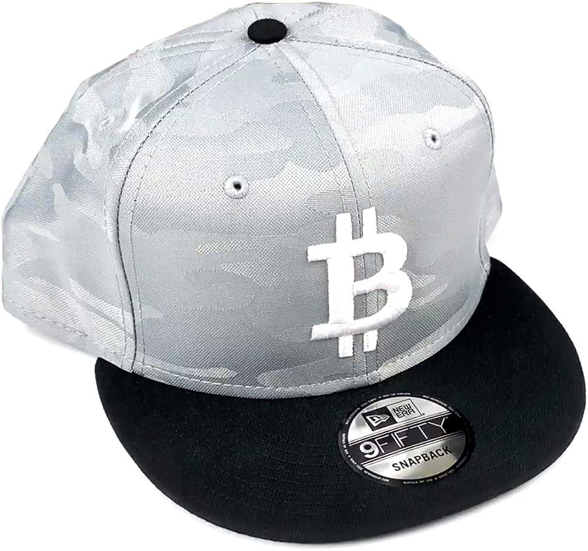BTC Universe Bitcoin Flat Bill Snapback